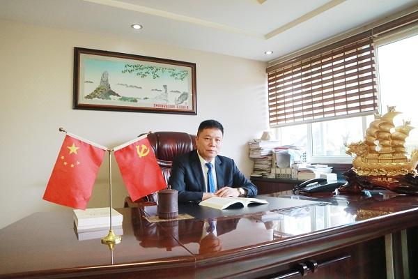 黔林洲企业集团董事长 林光进